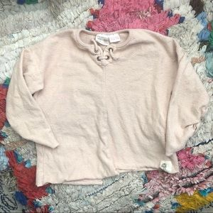 Zara Kids Asymmetric Top